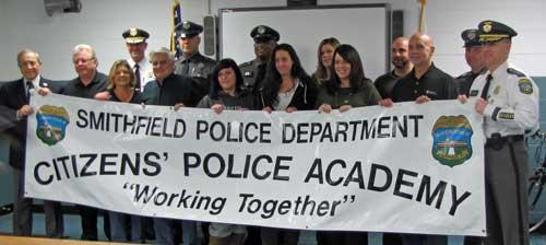 Citizens Police Academy