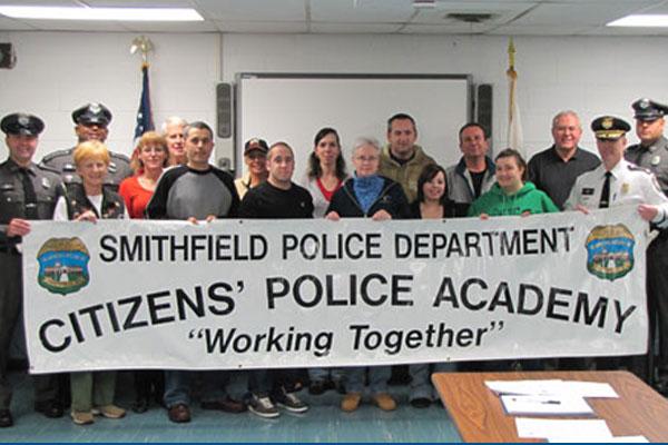 Smithfield Police Department Citizens Police Academy