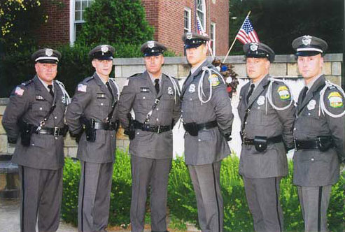 Smithfield PD Honor Guard