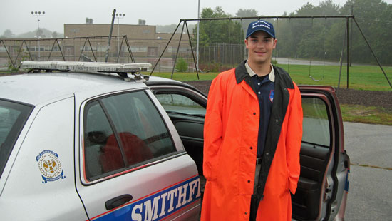 Smithfield PD Law Enforcement Explorer Program