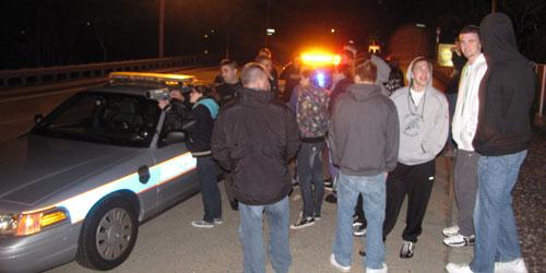 High School Citizens' Police Academy