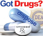 DEA's Prescription Drug Take-Back Effort