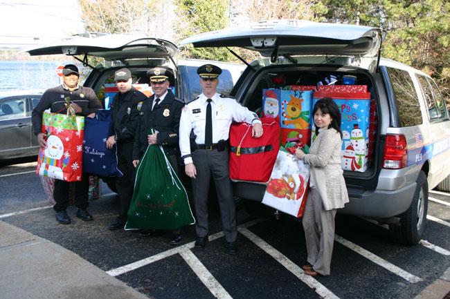 2012 Rhode Island Supreme Court Christmas Gift Program