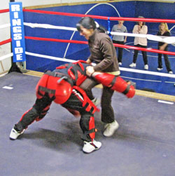 2013 Smithfield Police Female Self-Defense Program