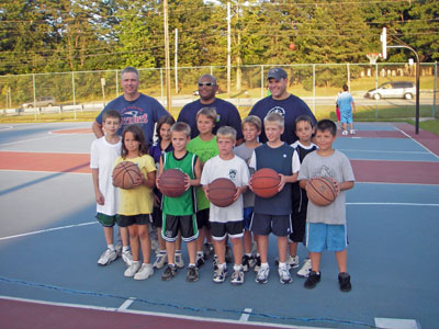 Night Basketball
