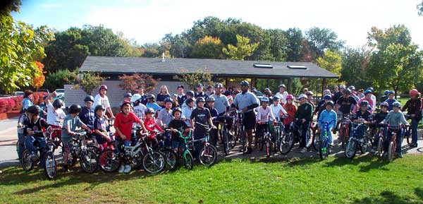 D.A.R.E. TO BE FIT Bike Ride
