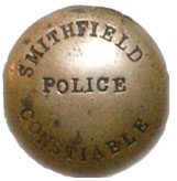 Smithfield PD Constable Badge