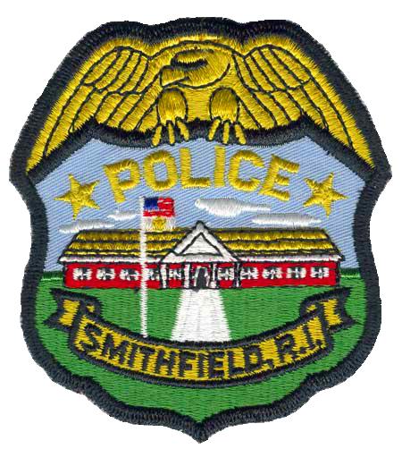 Smithfield, Rhode Island police patch