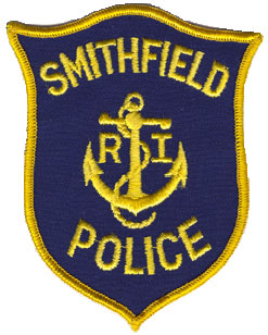 old style Smithfield PD patch