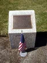 Sergeant Norman G Vezina Memorial