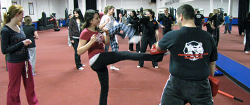 Female Self-Defense Program