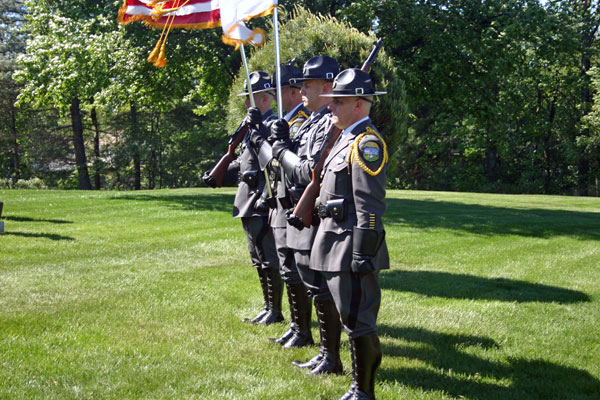 Smithfield Police Department Honor Guard