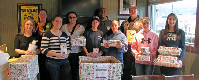 2012 Christmas Gift Program