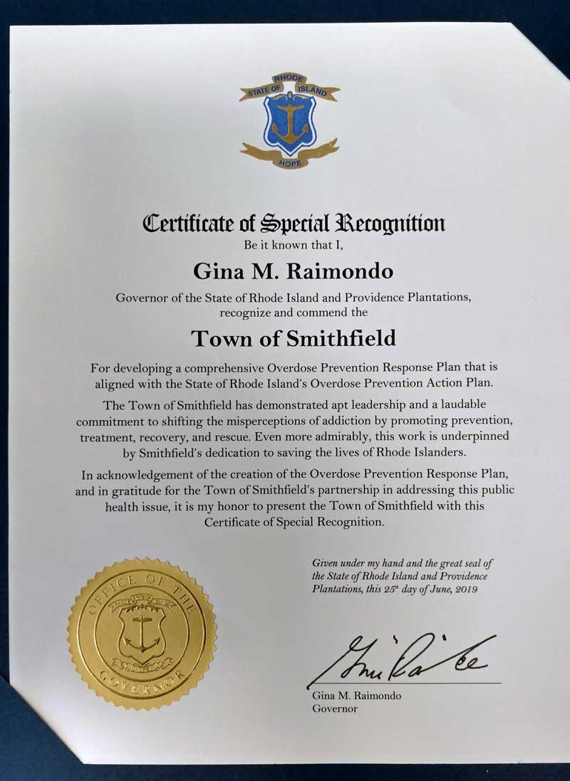 News | Smithfield Police Department