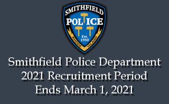 2021 Police Officer Recruitment
